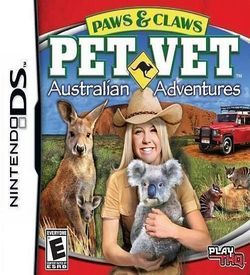 4307 - Paws & Claws - Pet Vet - Australian Adventures (US) ROM